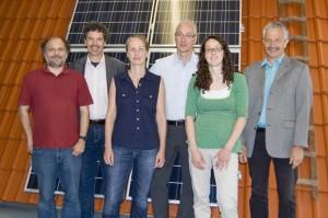 Gruppenbild Wagner & Co. Solartechnik